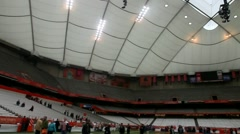 Carrier Dome Syracuse #2 Stock Footage