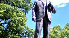 Birmingham AL Civil Rights MartinLutherKing2 Stock Footage