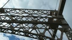 Driving Across Queensborough Bridge Stock Video Stock Footage