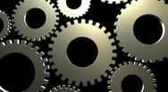 Cogs 1 Stock Footage