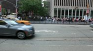 Stock Video Footage of new york city street 7