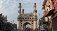 Stock Video Footage of Charminar