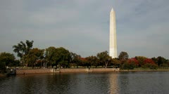 Washington Monument 3 Stock Footage