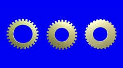 Cogs 6 Stock Footage