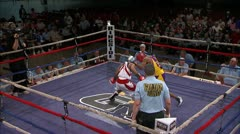 Boxing 6 Stock Footage