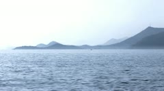 Adriatic sea - stock footage