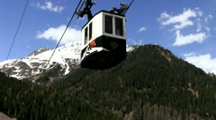 funicular - stock footage