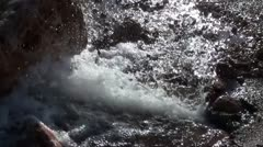 Leakage of water Stock Footage
