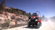 Stock Video Footage of Land Driving - Ranger