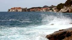 Dubrovnik Stock Footage