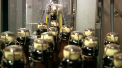 Making Beer - Beer Factory 2 - stock footage
