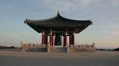 Korean Bell Stock Footage