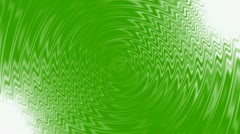 Stock Video Footage of green water ripple & abstract crease waves.