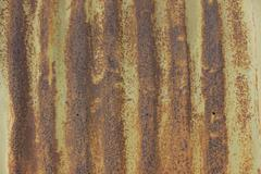 Corrosion on the wall texture - stock photo