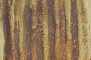 Corrosion on the wall texture Stock Photos
