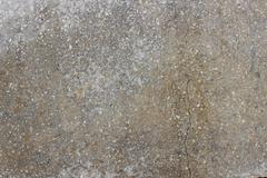 Concrete floor with tiny rocks texture - stock photo