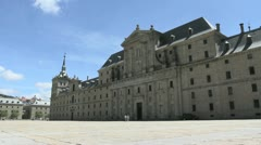 Spain Castile El Escorial 1 Stock Footage