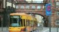 Frankfurt street HD Footage