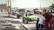 Stock Video Footage of Rally Norra
