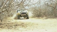Rally Car Baja Norra 2 1 Stock Footage