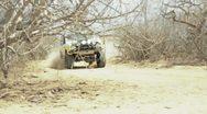 Stock Video Footage of Rally Car Baja Norra 2 1