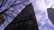 Chicago John Hancock Building Dolly Stock Footage