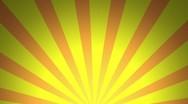 Retro Pattern, Yellow (30fps) Stock Footage