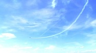Stock Video Footage of Flugzeug 03 Red Bull Airshow Neusiedlersee