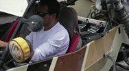 Stock Video Footage of Racing Engine Norra 6