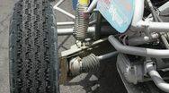 Stock Video Footage of Racing Engine Norra 5