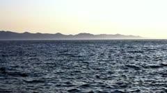 Stock Video Footage of Adriatic sea