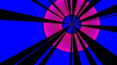 Appearing circle Stock Footage