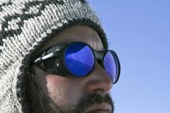 adventurer - stock photo