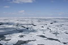 canadian arctic - stock photo