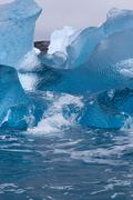 iceberg - stock photo