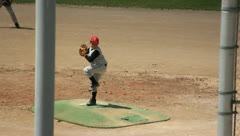 Baseball Little League 12 Stock Footage