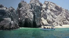 Stock Video Footage of Cabo San Lucas