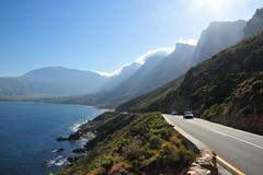 gartenroute southafrica - stock photo