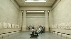 Stock Video Footage of British Museum