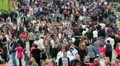 Crowd of people Footage