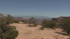 P01953 Canyonlands National Park Scenery - stock footage