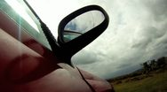 Stock Video Footage of Car Door Closing - Gopro HD