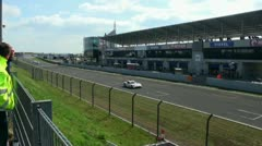 GT Masters with sound 20120401 114539 Stock Footage