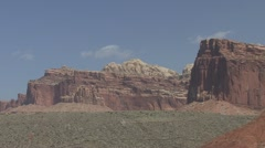 P01966 Western United States Scenery Stock Footage