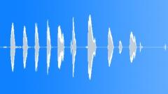 Monkey - sound effect