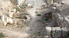 Jerash Stock Footage