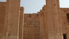 Palmyra Stock Footage