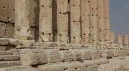 Palmyra Stock Footage