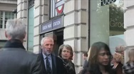 London Underground Time Lapse- Green Park station Stock Footage