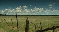 Stock Video Footage of Old West Prairie